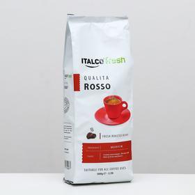 Кофе Italco Fresh Qualita Rosso, зерновой, 1 кг