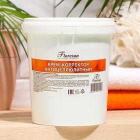 Крем-корректор антицеллюлитный Floresan, 1 л