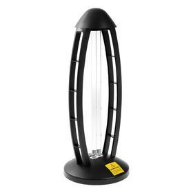 Лампа ультрафиолетового света, 38 Вт, пульт ДУ, 220 В, озонирование, до 60 м2, черная