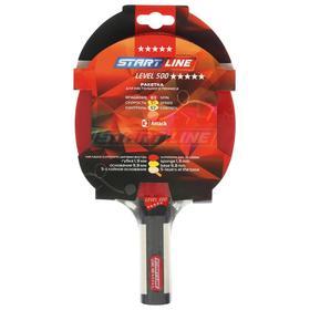 Теннисная ракетка Start line Level 500 New, прямая
