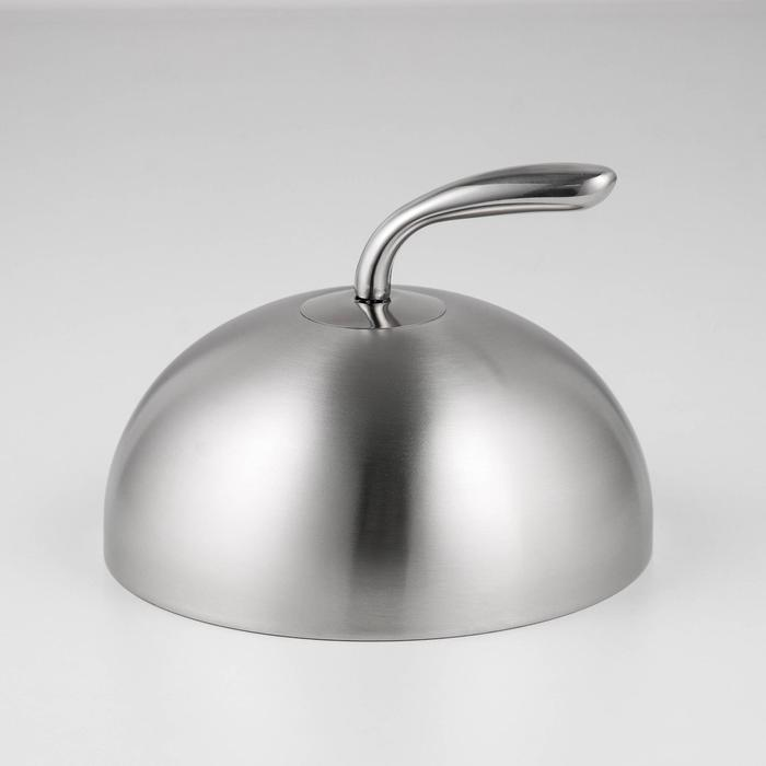 Крышка-Клош, 20×20×12 см, круглая - фото 727571