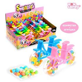 WOW Candy Набор игрушка пластиковая + конфеты, МИКС