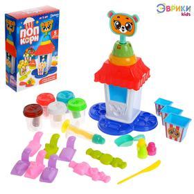 Набор для игры с пластилином «Попкорн»