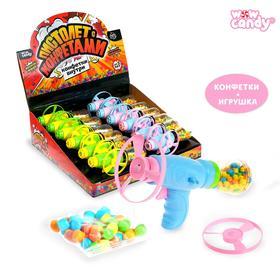 WOW Candy Набор игрушка + конфеты, весёлый вентилятор, МИКС