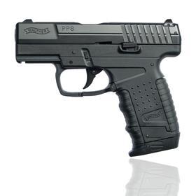 """Пистолет пневматический """"Walther PPS"""" сплав, черный"""