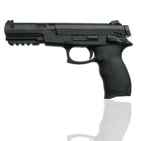 """Пистолет пневматический """"Umarex DX17"""" кал. 4,5 мм (черный, пластик)"""