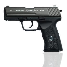 """Пистолет пневматический """"BORNER W118 (HK)"""" кал. 4,5 мм"""