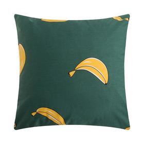 """Наволочка LoveLife """"Банановый рай"""", 70*70 см, 100 % хлопок, сатин"""