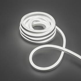 Flexible Neon Uniel, 5 m, IP67, LED / M-120-SMD2835-220V, white