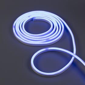 Гибкий неон Uniel, 5 м, IP67, LED/м-80-SMD2835-220V, RGB