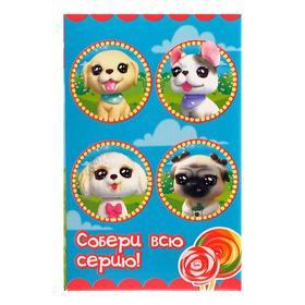 Funny box «Щенята», конфеты, игрушка МИКС - фото 7251499
