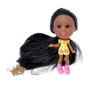 Кукла-сюрприз Polly girl, в шаре, с колечком - фото 7251542