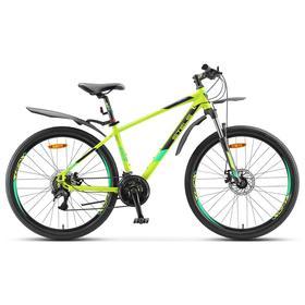 "Велосипед 26"" Stels Navigator-645 MD, V010, цвет лайм, размер 18"""
