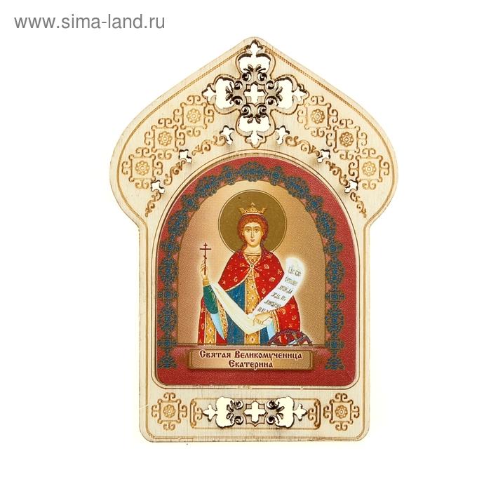 """Именная икона """"Великомученица Екатерина"""", покровительствует Екатеринам"""