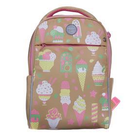 Рюкзак молодежный, Grizzly RD-145, 39x28x12.5 см, эргономичная спинка, отделение для ноутбука