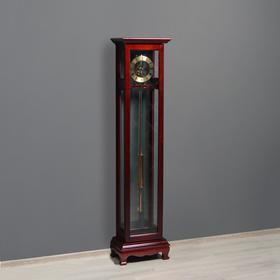 Часы напольные с боем, завод на 7 дней, 23х38х156 см