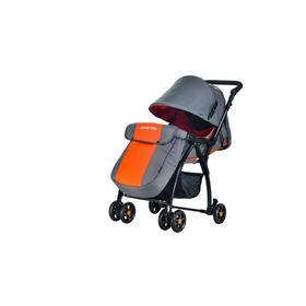 Коляска прогулочная Everflo Cricket orange Е-219 Ош