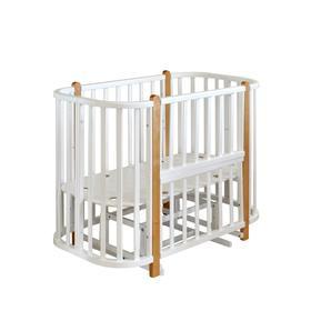 Кроватка детская с маятником Everflo Isceland
