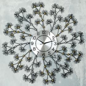 """Часы настенные, серия: Ажур, """"Адиан"""", d=70 см, циферблат=22 см"""