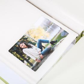 """Фотоальбом на 200 фото 13х18 см """"Пионовидные розы"""" в коробке МИКС 29,5х23х5,4 см - фото 7293017"""
