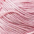 """Пряжа """"Mersericed"""" 100% мерсеризованный хлопок 210м/100гр (932 розовый) - фото 7294096"""