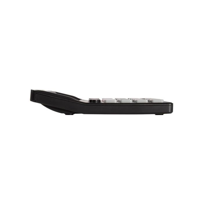 Калькулятор настольный 8-разрядный SDC-805BN, двойное питание, черный - фото 415605250