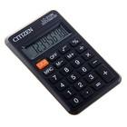 Калькулятор карманный 8-разрядный LC-310N, питание от батарейки, черный