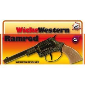 Пистолет Ramrod 100-зарядные Gun, Western 178 мм
