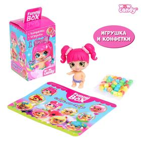 "WOW CANDY Funny box с конфетами ""Малышки"""