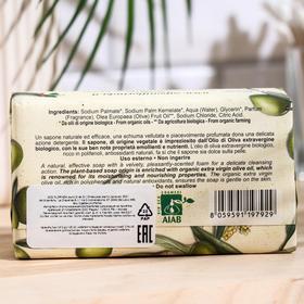 Мыло Florinda Olive Oil / Оливковое масло (органик) 200 г - фото 7321758