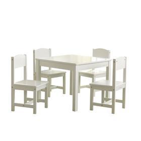 Набор детской мебели «Кантри»: стол, 4 стула