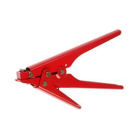 Инструмент для монтажа кабельных стяжек TDM МХ01, регулировка усилия затяжкт, обрезка