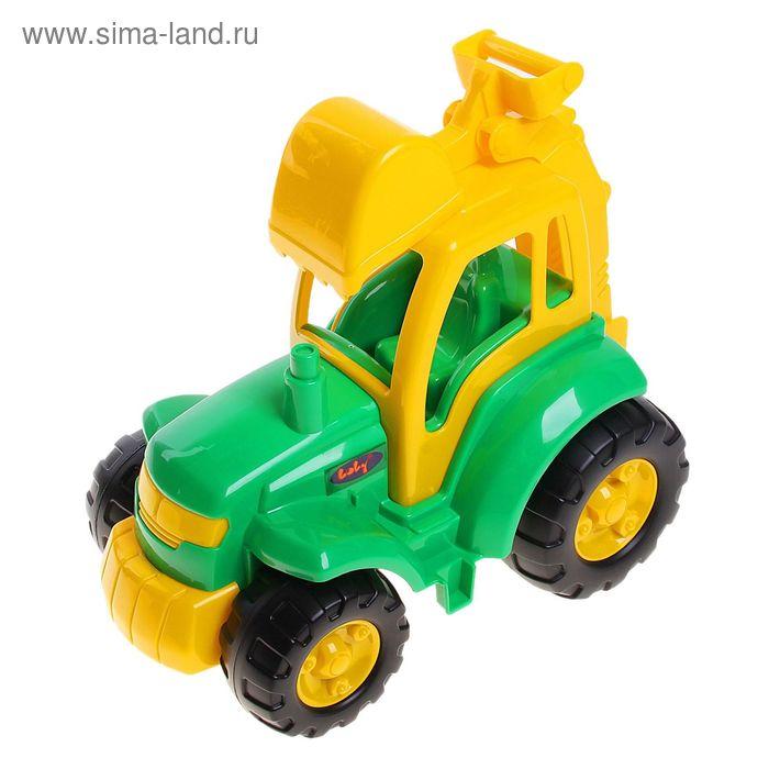 """Трактор с лопатой """"Чемпион"""""""