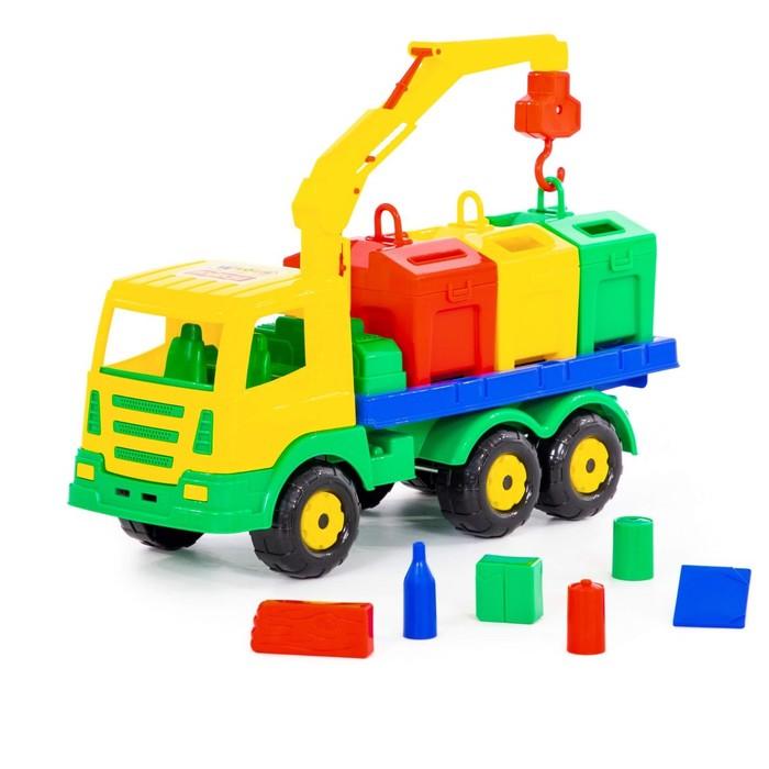 Автомобиль-контейнеровоз «Престиж» - фото 105650093