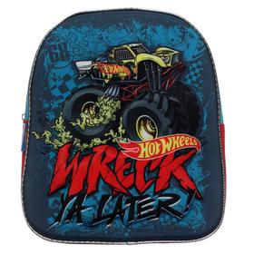 Рюкзачок детский Hot Wheels, 29.5 х 25 х 9, для мальчика