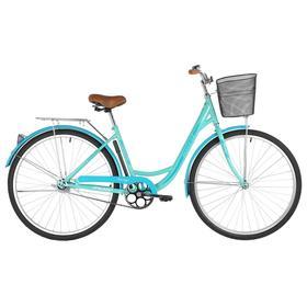 """Велосипед 28"""" Foxx Vintage, цвет зеленый, размер 18"""""""