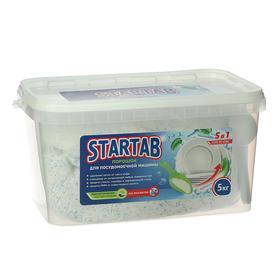 """Средство для посудомоечных машин """"StarTab"""", порошок 5 кг"""