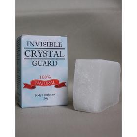 Минеральный дезодорант Crystal Guard блок,100 г