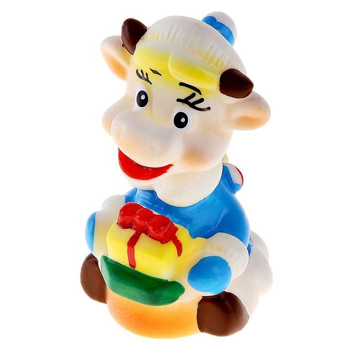 Резиновая игрушка «Коровка»