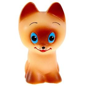 Резиновая игрушка «Котёнок Тошка», МИКС Ош