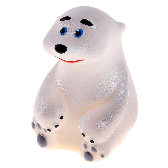 Резиновая игрушка «Малыш Медвежонок»