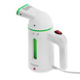 Отпариватель KELLI KL-309, ручной, 1600 Вт, 150 мл, зеленый