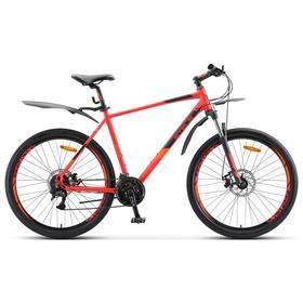 "Велосипед 27,5"" Stels Navigator-745 MD, V010, цвет красный, размер 21"""