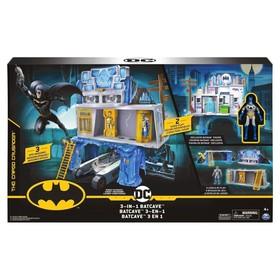 Игровой набор «Batman. Бэт-пещера»