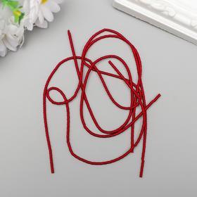 Drawer soft, figure 2 mm matte, red 5 gr