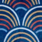 Покрывало-плед с рукавами Радуга, 140х180см - фото 815527