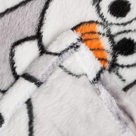 Плед «Павлинка» Холодное Сердце-2 Олаф, размер 100х150 см - фото 7518776