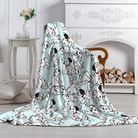 Плед «Павлинка» 101 Долматинец, размер 150х200 см
