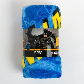 Плед «Павлинка» BATMAN, размер 100х150 см - фото 7586131