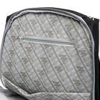 Рюкзак молодёжный, Merlin, 45 x 30 x 14 см, эргономичная спинка, чёрный/розовый - фото 815734